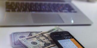 Internet earnings and money exchange